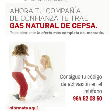 Promoción Gas Natural Cepsa