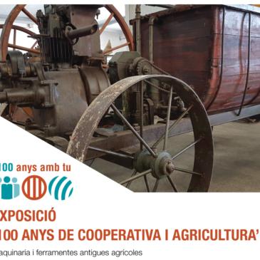 Exposición Centenario Cooperativa