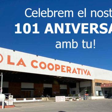 Sorteo 101 Aniversario Cooperativa
